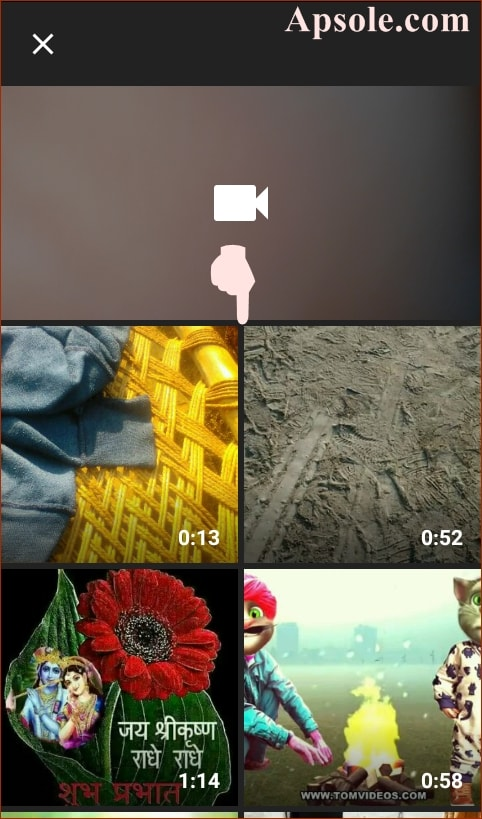 How to upload video on youtube from mobile-min